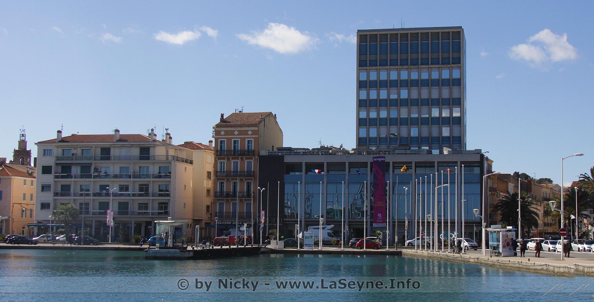 Covid19: Continuité du Service public et Coopération entre la Ville de la Seyne et l'Hôpital public