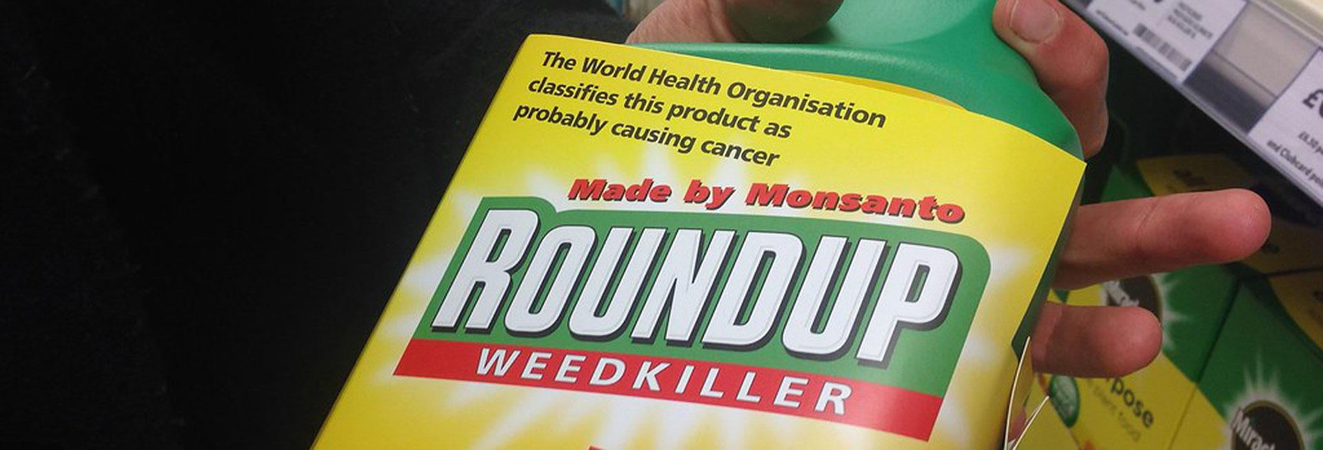 Monsanto condamné à verser deux Milliards de Dollars à un Couple d'Américains atteints d'un Cancer attribué au Roundup