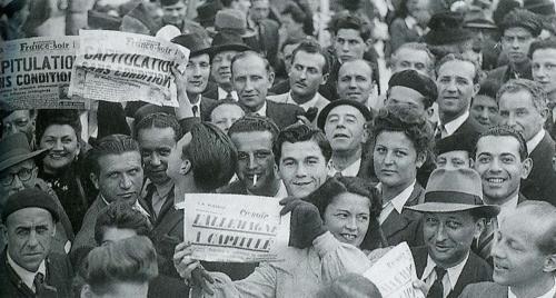 Célébration de laVictoire du 08 Mai 1945, le 08/05/2021 -