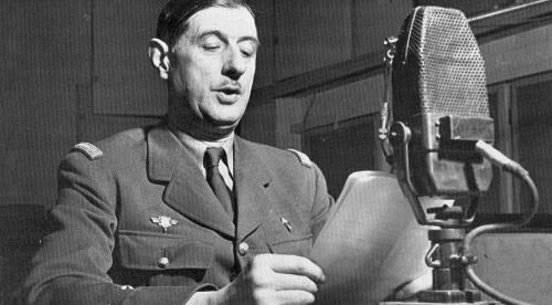 81ème Anniversairede l'Appel du 18 Juin 1940, leVendredi 18 Juin 2021 -