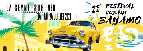 Le Festival Cubain Bayamo 2021 -