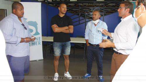 #Déconfinement: « Bouge ton Eté 2020 » avec les Frères Jérémie et Gaël Fickou -