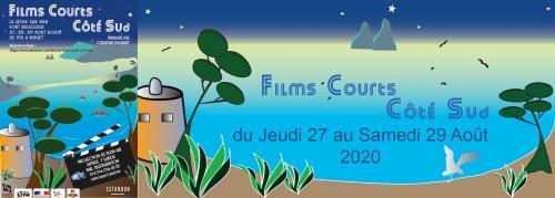 Le Festival «Films courts Côté Sud» 2020, du Jeudi 27 au Samedi 29 Août -