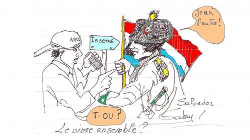 Lettre ouverte de Patrick Gabrielli, à l'Attention des Organisateurs de la Célébration de Siège de Toulon, en 1793 -