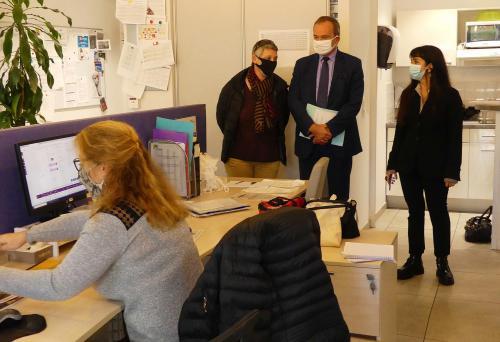 Lutte contre les Violences faites aux Femmes: Chiffres et Actions 2020 dans le Var -