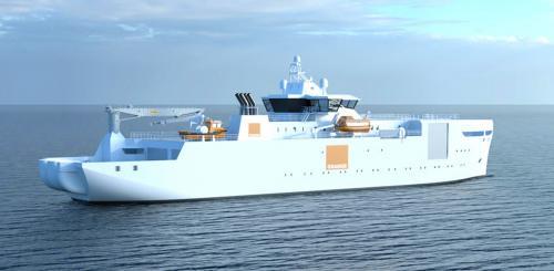 Télécoms: Orange annonce la Construction d'un nouveau Navire Câblier -