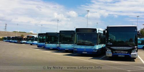 Des Jeunes ont gazé à La Seyne un Chauffeur de Bus du Réseau Mistral -