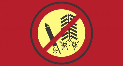 #VIGIPIRATE: Le Préfet maintient l'Interdiction d'utiliser des Artifices de Divertissement et des Articles pyrotechniques pour les Particuliers -