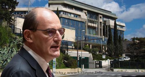 Le Discours du Premier Ministre Jean Castex à la Préfecture de Toulon, le Mardi 05 Janvier 2021 -