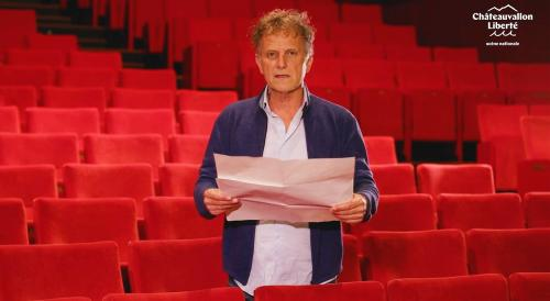 Charles Berling et l'Equipe de Châteauvallon-Liberté lancent un Appel au Président de la République et au Premier Ministre pour la Réouverture des Théâtres -