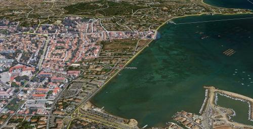 Travaux: Réfection du Réseau pluvial sur la Corniche Pompidou du 30 Novembre au 14 Décembre 2020 -
