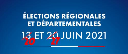 Élections régionales et départementales 2021: Inscrivez-vous sur les Listes électorales jusqu'au Vendredi 14 Mai 2021 -