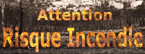 Carte Risque Incendie