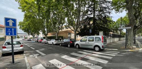 Elections-Livraison:Fermeture de la Rue Ernest Renan, les Vendredi 18 etLundi 28 Juin 2021 -