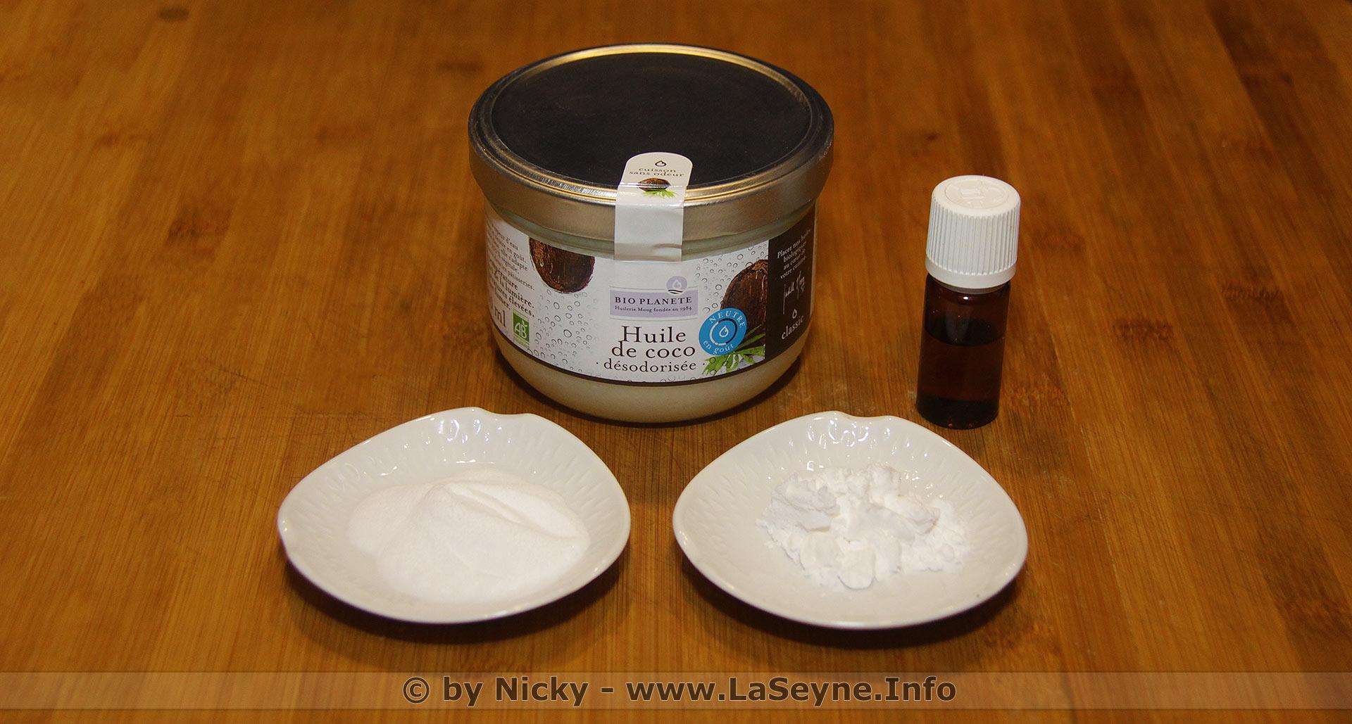 Laseyne Info Comment Faire Son Deodorant Naturel De Competition Fait Maison