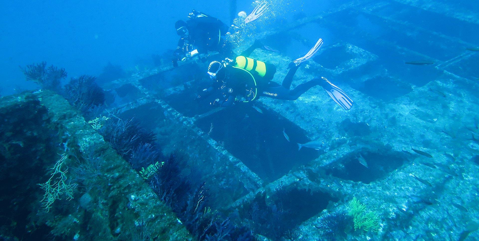 Accident de Plongée: Décès d'un Plongeur sur l'Epave du Donator, ce 08/10/2020